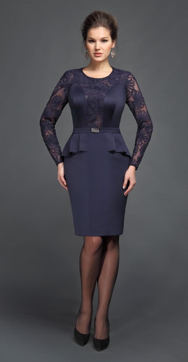Платье с гипюровыми вставками белоруссия